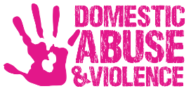 Together against domestic abuse Logo